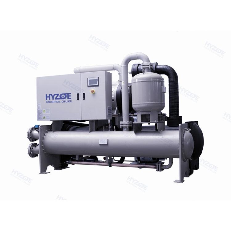 水冷螺杆冷水机
